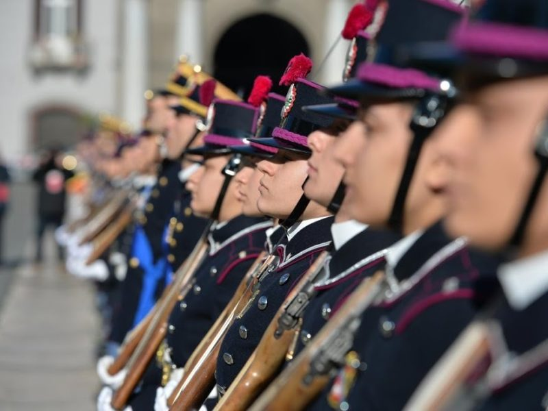 Concorso per l'ammissione alle Scuole Militari 2018/19