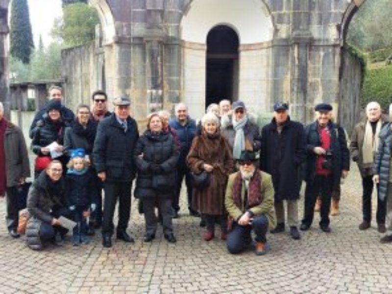 Visita al Vittoriale degli Italiani