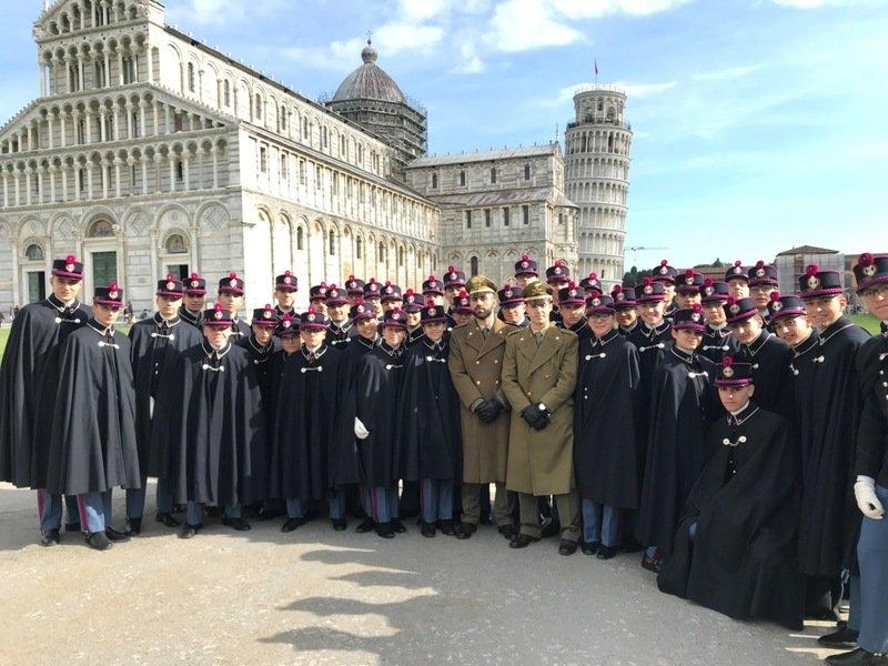 """Viaggi d'Istruzione degli Allievi della Scuola Militare """"Nunziatella"""""""