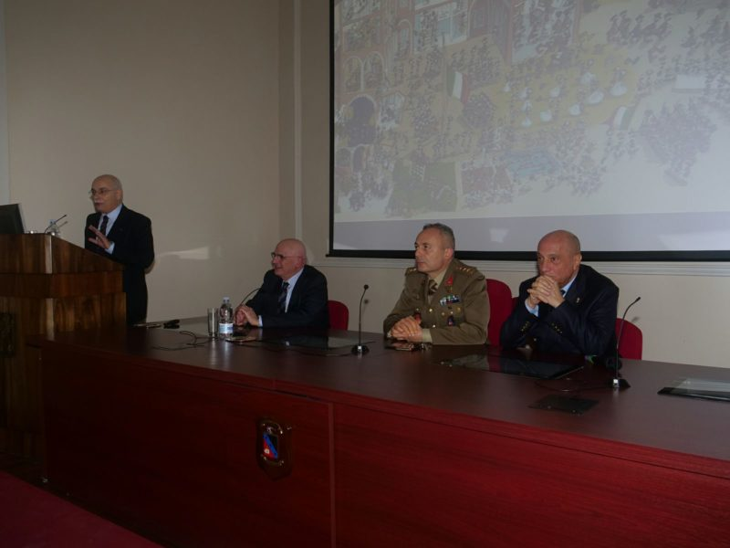 L'Arma dei Carabinieri e la Nunziatella: secoli di valori in comune
