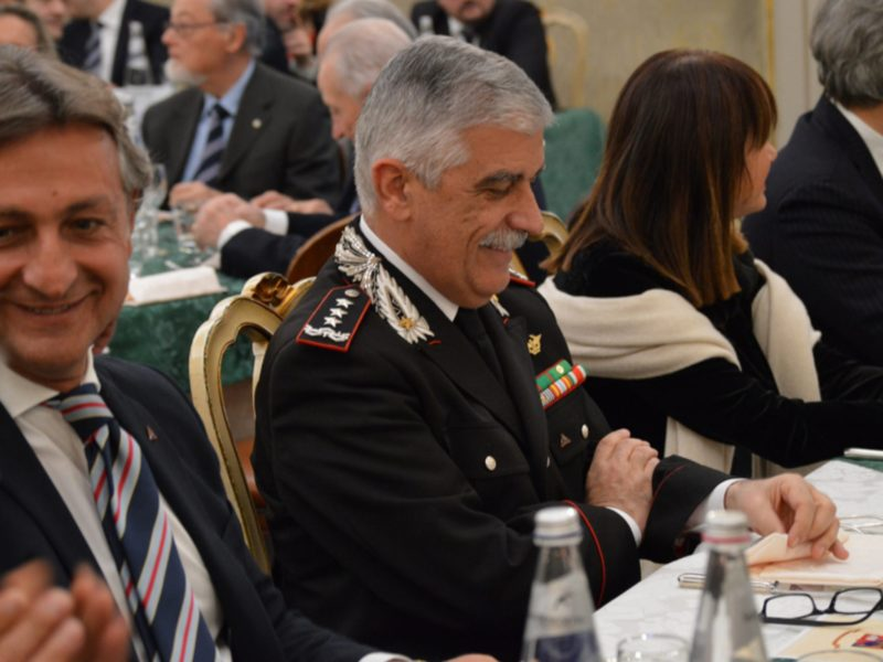 Il Gen. C.A. Riccardo Amato incontra le Associazioni Ex Allievi a Milano