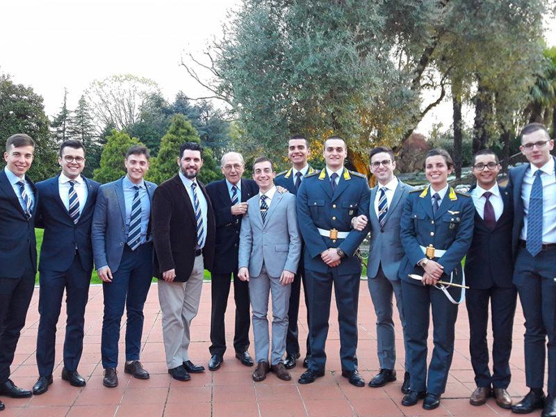 Cena Interscuole Bergamo 2018