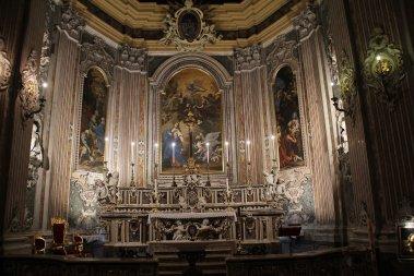 Santa Messa nella Chiesa della Nunziatella in ricordo degli amici scomparsi