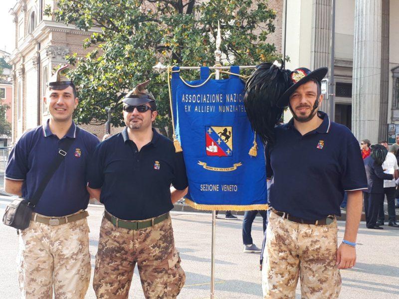 San Donà di Piave (VE) 13 maggio 2018: la Sezione Veneto al Raduno Nazionale dei Bersaglieri