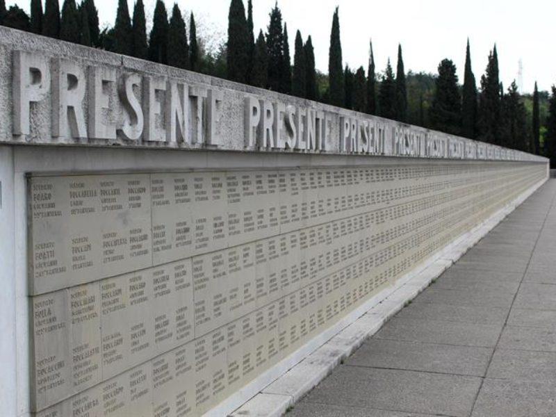 3 e 4 novembre – commemorazione del Centenario della Grande Guerra