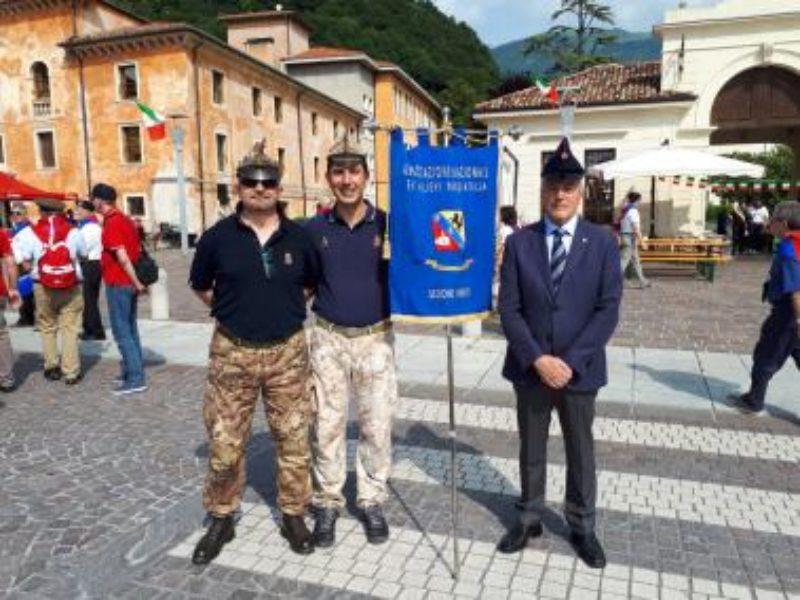 Vittorio Veneto 27 maggio 2018: La Sezione Veneto nella Città della Vittoria
