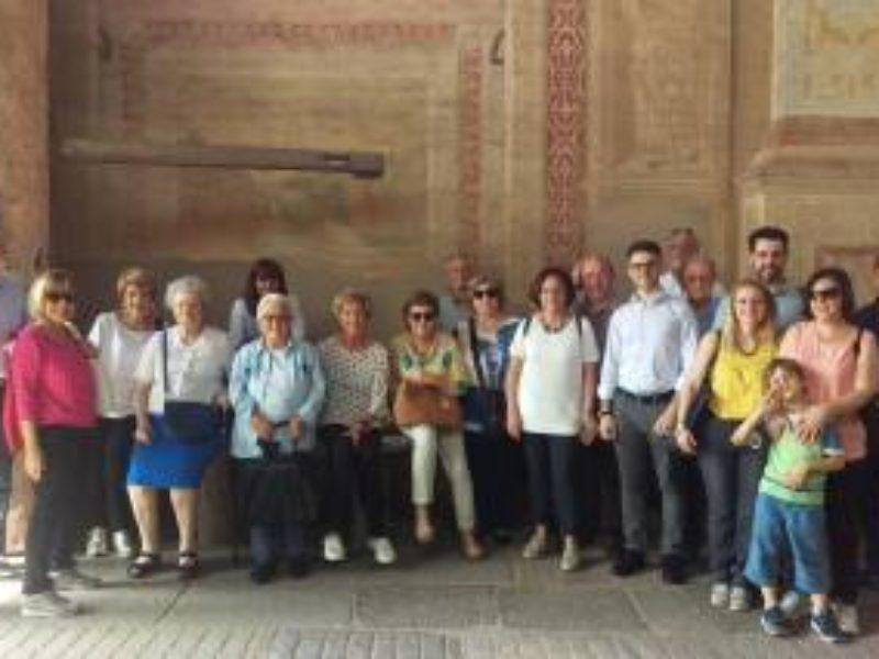 Festa alla Certosa di Pavia