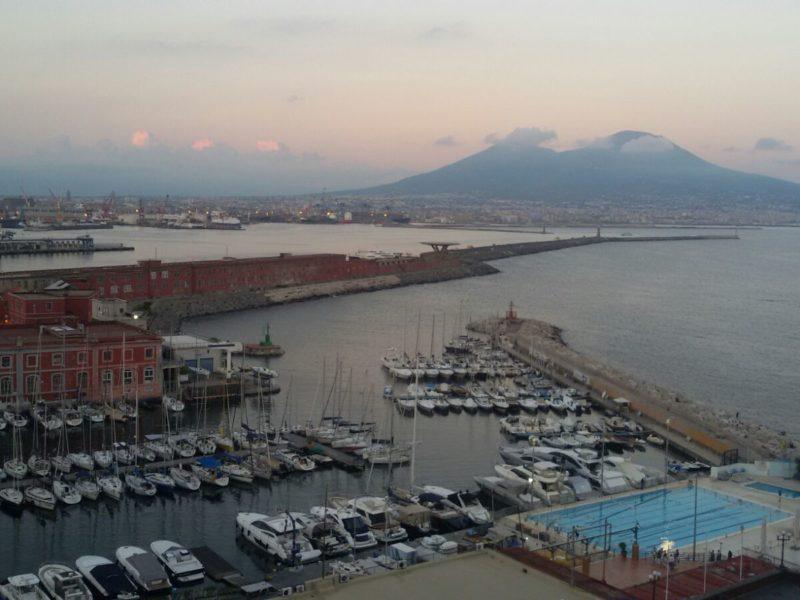 Incontro presso il Circolo Ufficiali M.M. di Napoli – 11 luglio