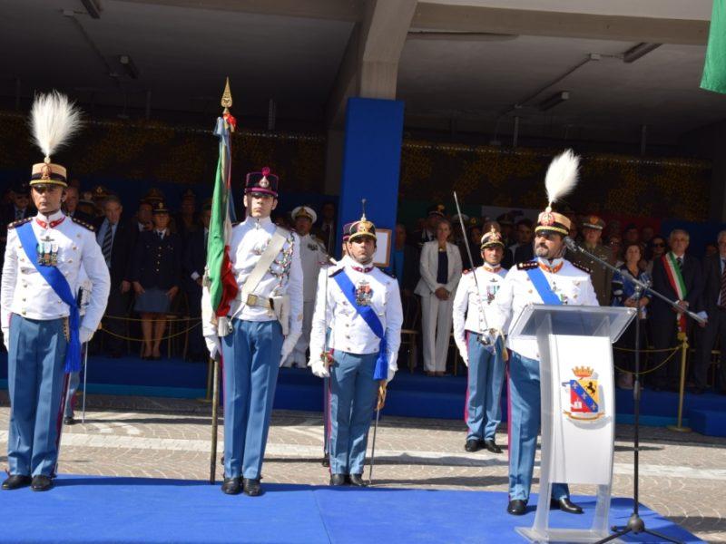 Cerimonia di Insediamento dell'80esimo Comandante della Scuola Militare Nunziatella