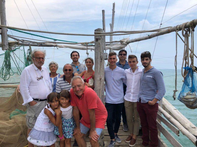 Pranzo del 20 agosto 2018 a Peschici (FG)