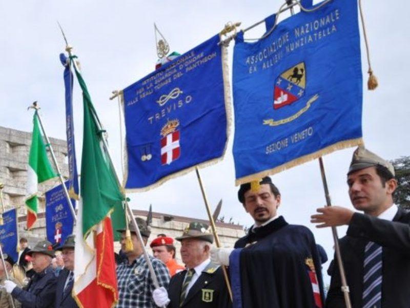 Nervesa della Battaglia (TV): la Sezione Veneto al Sacrario per la cerimonia dello SMOM