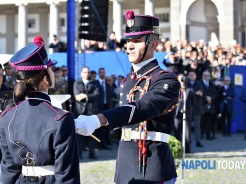 Intervento  della Medaglia d'Oro al Valor Militare Gen. C.A. Rosario AIOSA