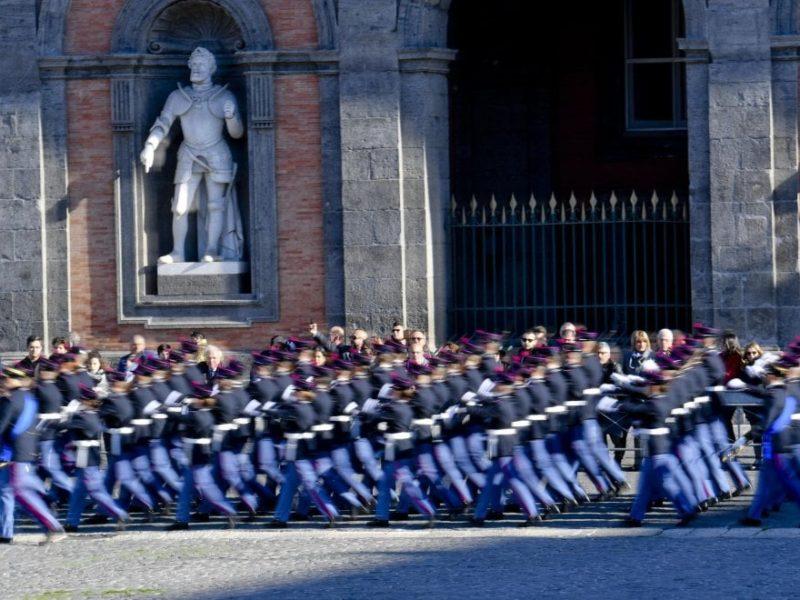 Discorso del Presidente dell'Associazione per il 231° anniversario di Fondazione della Nunziatella