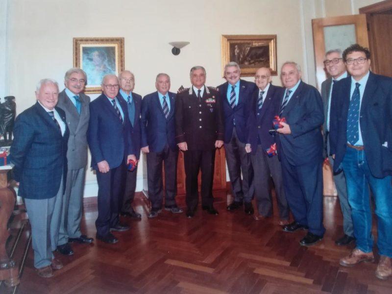 La Sezione incontra  il Generale CA Vittorio Tomasone