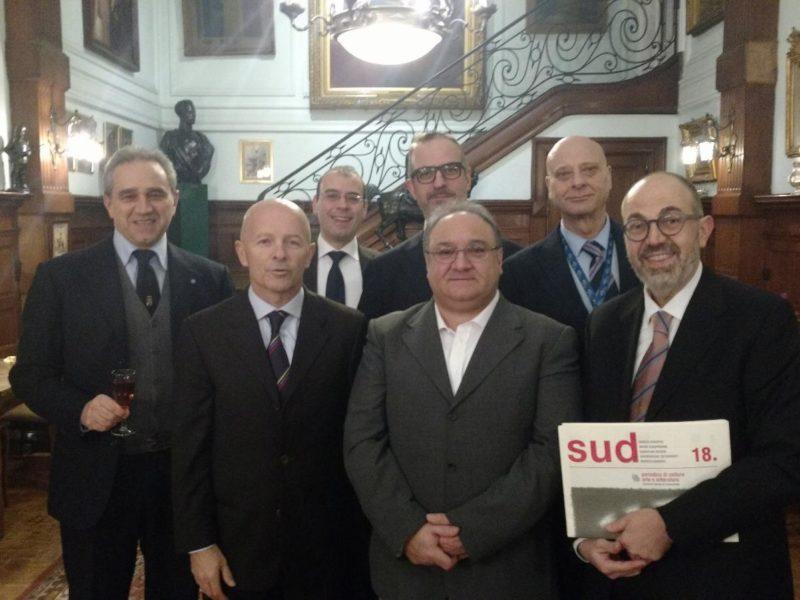 Gli Ex Allievi della Sezione Estero incontrano il Presidente del Parlamento Europeo Tajani a Bruxelles