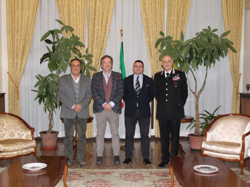 Padova 15 gennaio 2019: la Sezione Veneto incontra il Gen. C.A. Enzo Bernardini 1974/77
