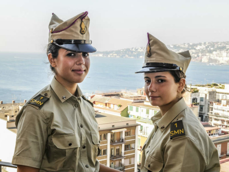 """Concorso per l'ammissione alla Scuola Militare """"Nunziatella"""" – 2019"""