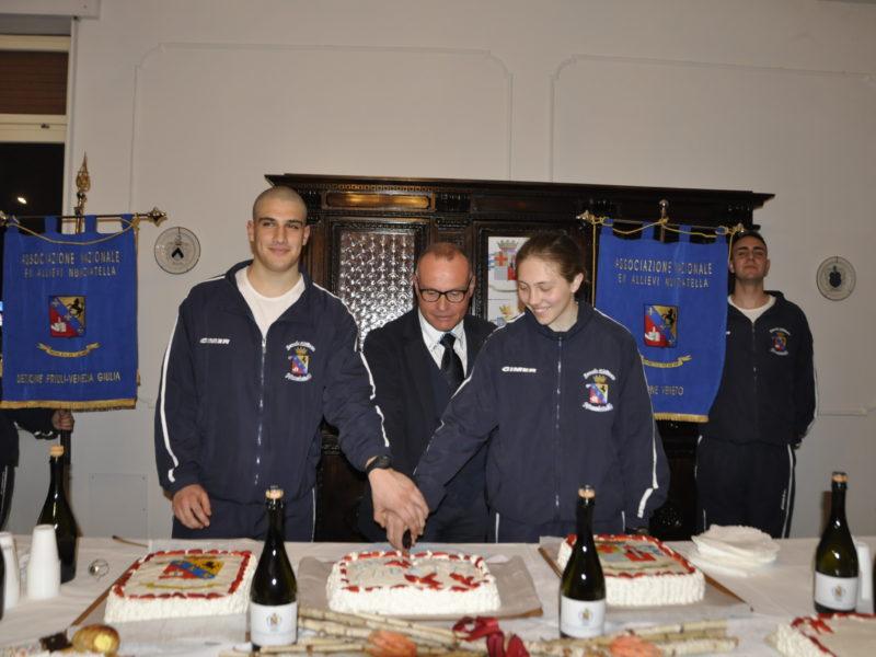 Udine 15 marzo 2019: resoconto dell'incontro con gli Allievi presso il 3° Rgt Guastatori