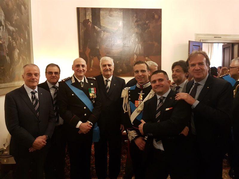 Padova 5 giugno 2019: 205° anniversario dell'Arma dei Carabinieri