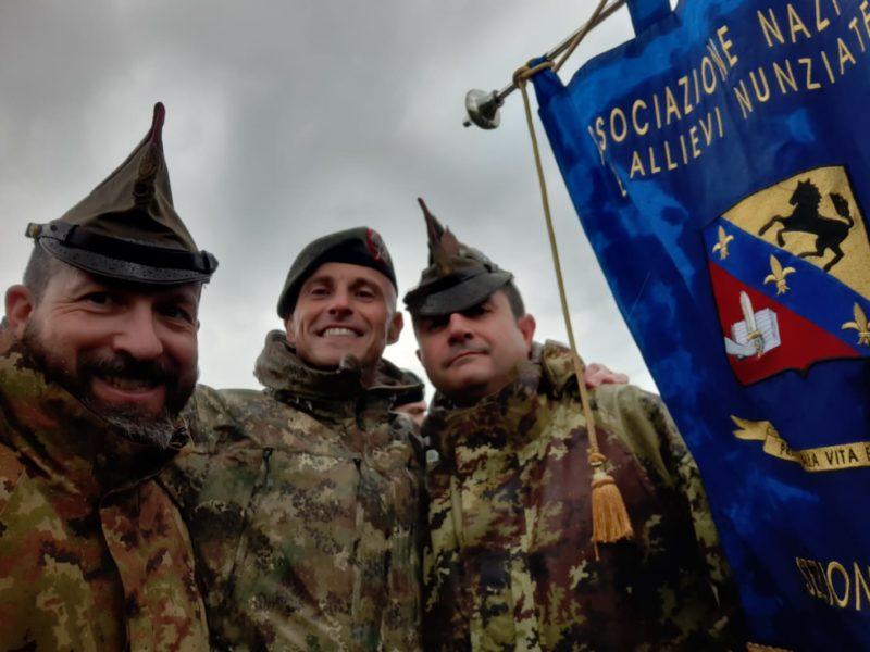 Col Moschin (Solagna-Vicenza) 22 giugno 2019: cerimonia commemorativa con il 9° Rgt Col Moschin