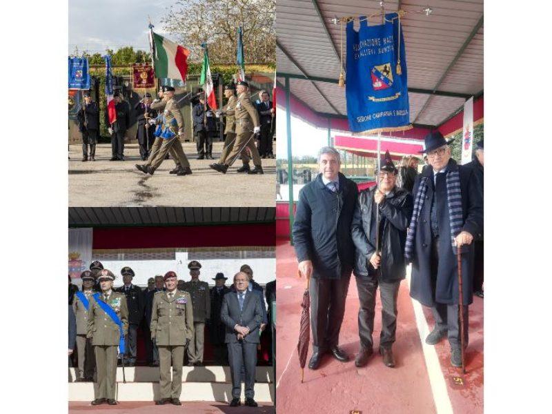 Maddaloni (Ce) 203° Anniversario Corpo Commissariato Esercito Italiano
