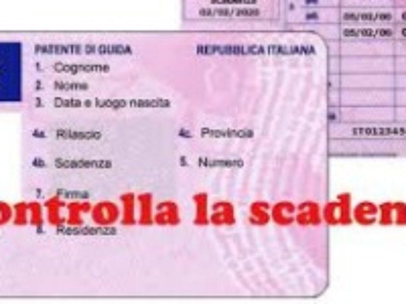 Un servizio a favore degli iscritti alla Sezione Campania e Basilicata – Rinnovo patente guida autoveicoli