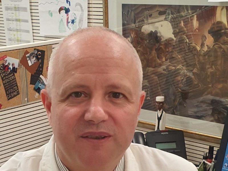 """Verona 11 e 12 dicembre 2019: seminario medico """"Le sfide imposte dalle minacce asimmetriche"""" – Simone Sebastiani 1982/85"""