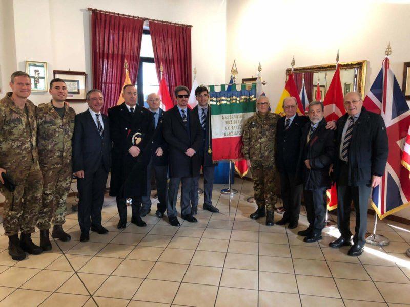 Il Gen. Miglietta subentra al comando NRDC ITA di Solbiate Olona
