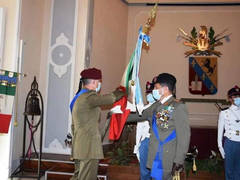 Il Colonnello Ermanno Lustrino é l'81esimo Comandante della Scuola Militare Nunziatella