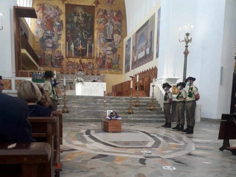 Città di Capua martedì 10 agosto ultimo saluto al Gen.D. Giuliano Giglio