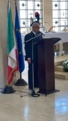 El Alamein 2020 Cerimonia Ambasciatore Italiano